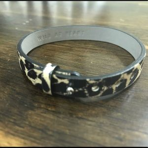 KEEP Collective Jewelry - Leopard print band